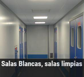 salas blancas