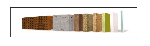panel sándwich frente a otros materiales