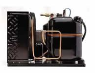 unidad condensadora hermetica