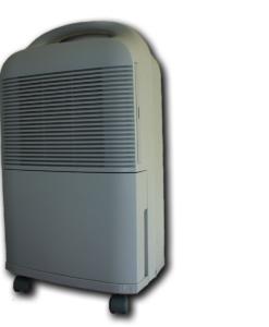 Deshumidificadores de condensación para cámaras frigoríficas