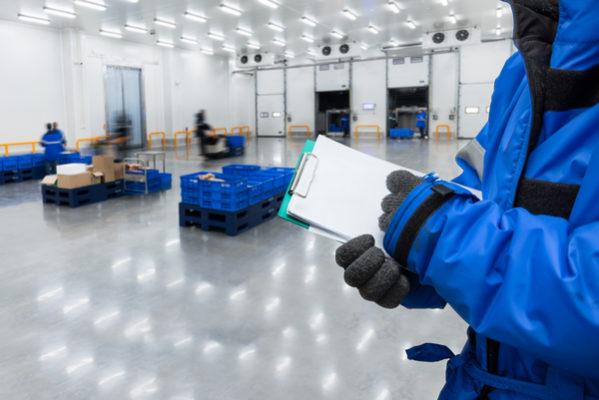 camara de refrigeración industrial