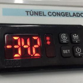 Controlador temperatura