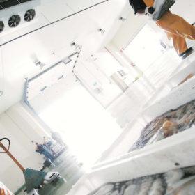 Instalacion pesquera