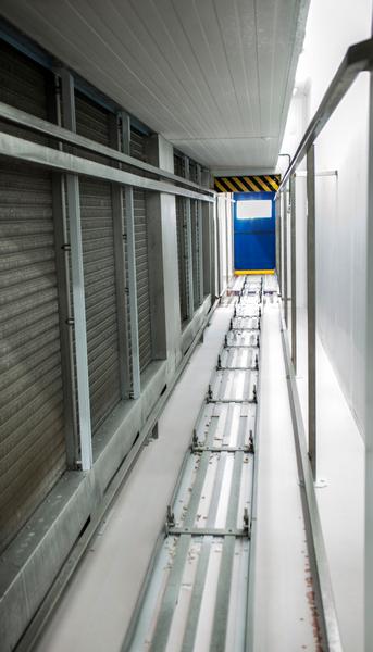 camaras frigoríficas para congelación