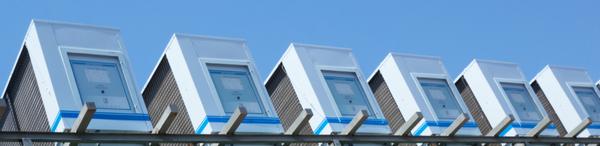 Unidades condensadoras en cubierta
