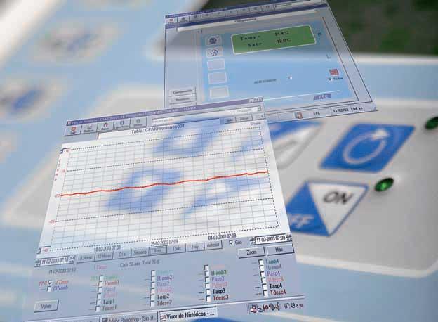 software normativa frío industrial