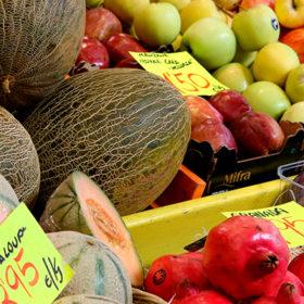 cámaras frigoríficas para frutas