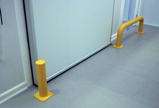 Protecciones Metálicas de puertas