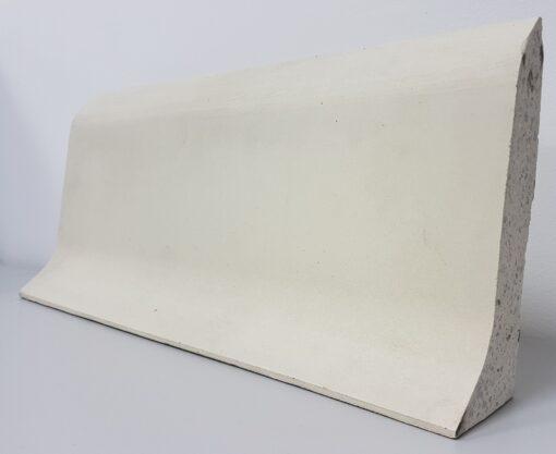 pieza 320 altura Zócalos de Hormigón Polímero