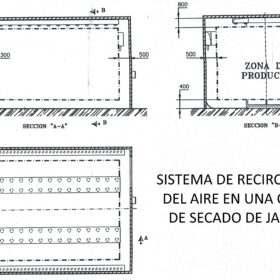 PROCESO SECADO DE LOS JAMONES
