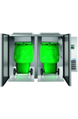 refrigeración de basuras