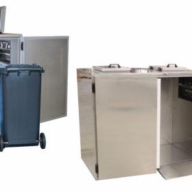refrigeración desecho aliemtario