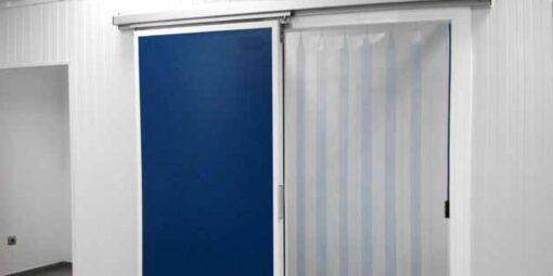 cortinas de lamas tienda 1