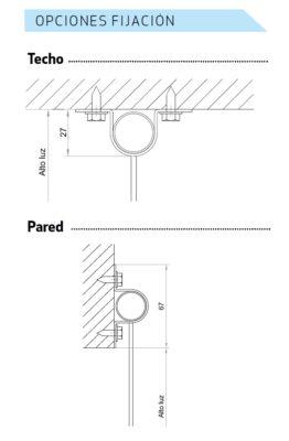 detalles fijación cortinas de lamas