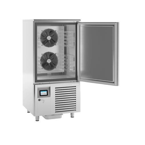 Abatidores y congeladores de temperatura 10 14 niveles Serie ABT
