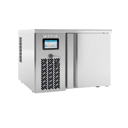 Abatidores y congeladores de temperatura 3 5 6 y 7 niveles Serie ABT