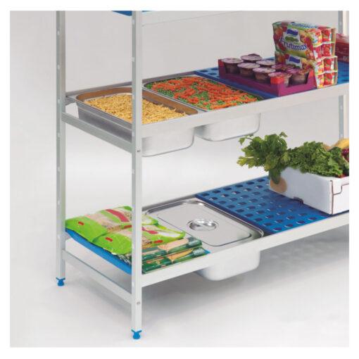 Coolblok estanteria modular gastronorm GN 3