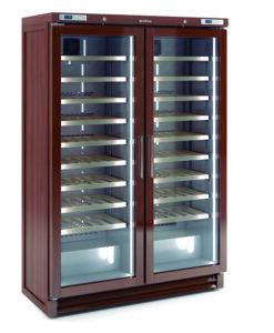 Armarios de vino refrigerados