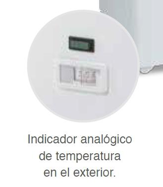 GTL 3005_LIEBHERR INDICADOR ANALOGICO TEMPERATURA