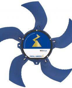Ventiladores Axiales y Radiales