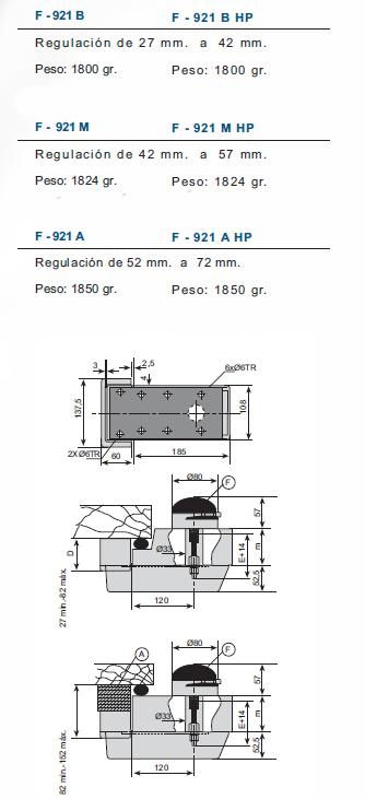 F 921