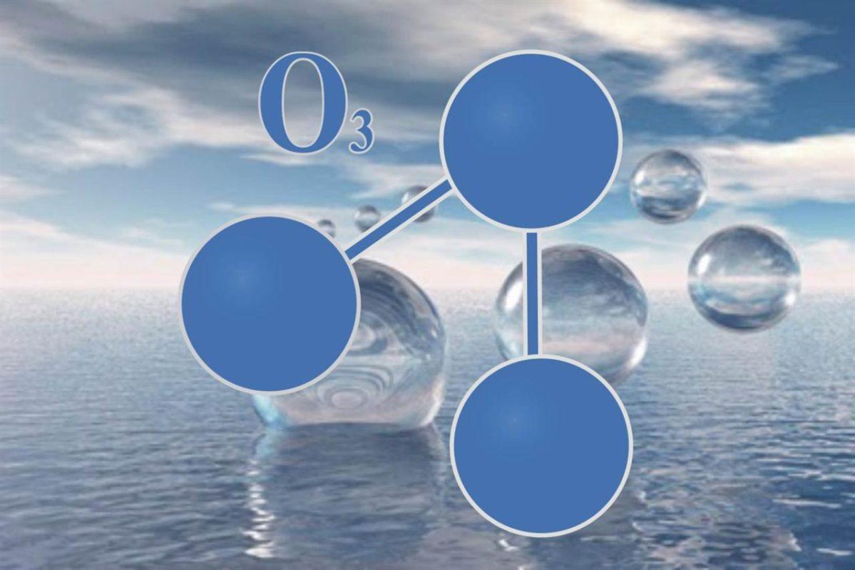aplicaciones industriales del ozono