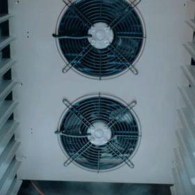 guía de usop de un abatidor de temperatura