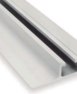 Perfil soporte de techo plano