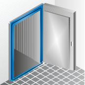 puertas de camaras frigorificas
