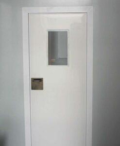 Puertas de servicio sala blanca